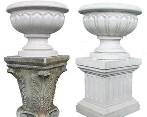 水泥花瓶罗马柱